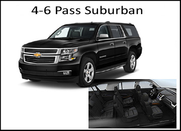 Houston Wedding SUV Suburban