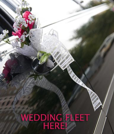 Conroe Wedding Limo