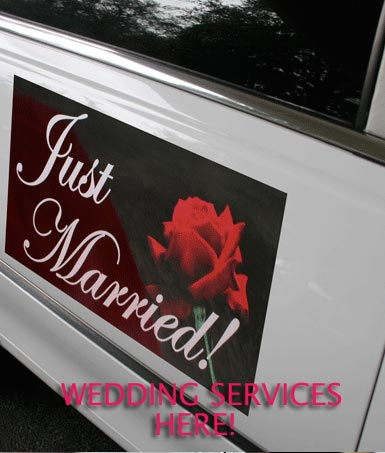 Tomball Wedding Limo